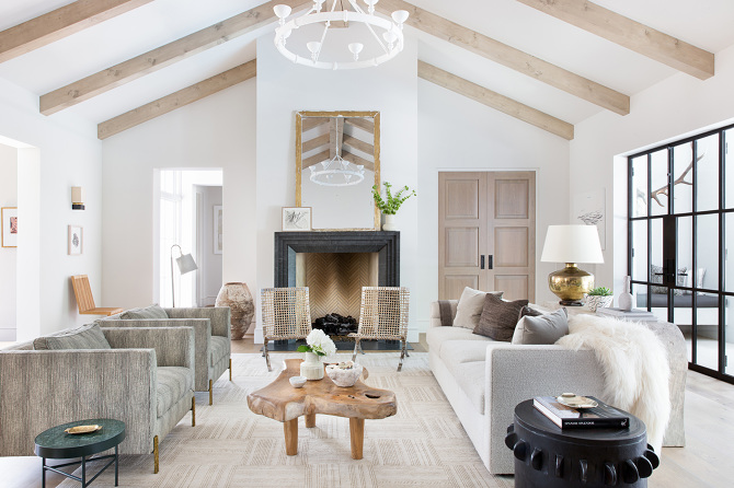 Luxe Interieur Design : Luxe interiors magazine molly culver photography